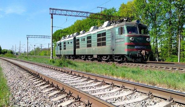 ВЛ80к-542