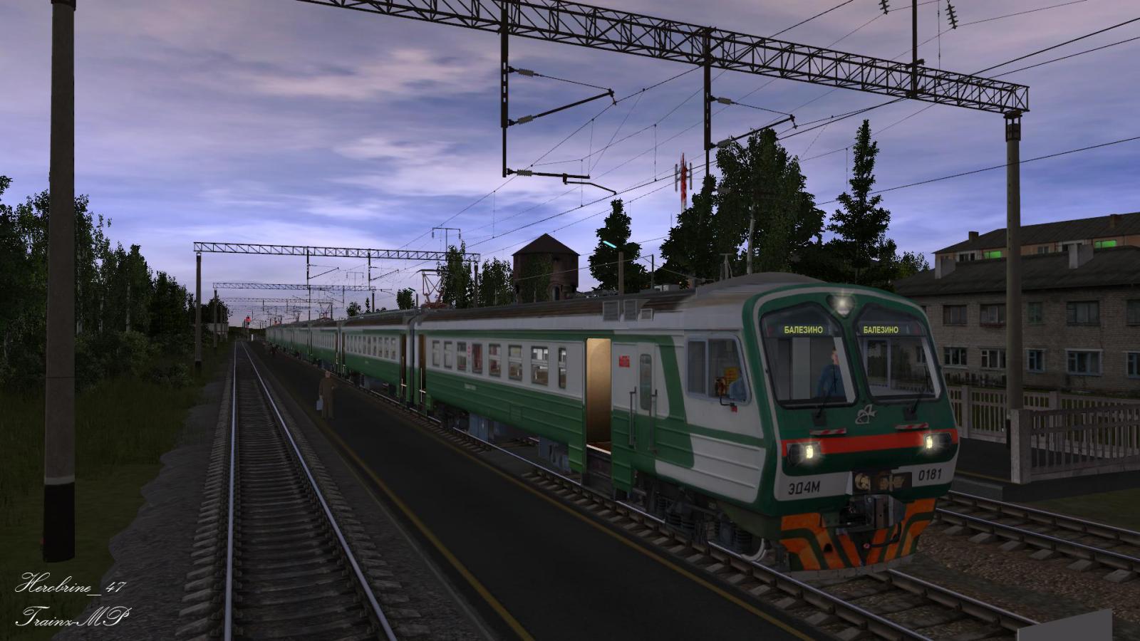ED4M-0181 ст.Сомово