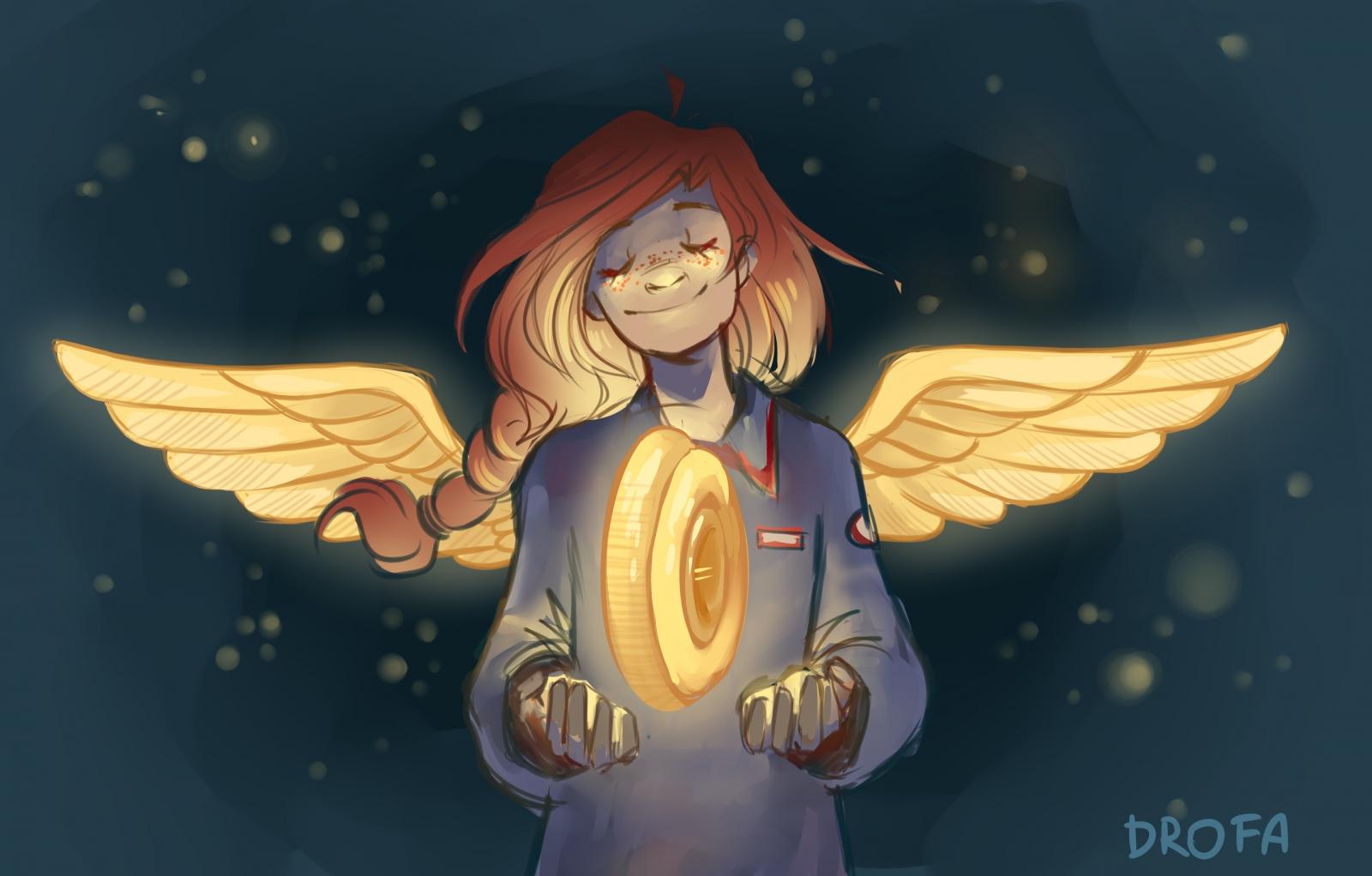 Ангел от DROFA