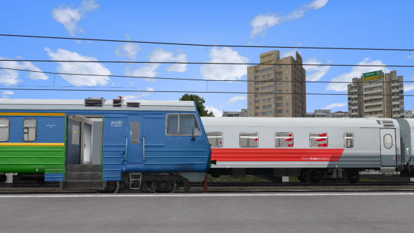 ЭД9М-0247 ст. Коромыслово